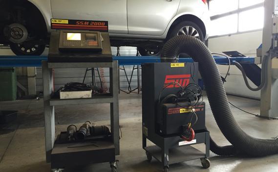 Onderhoud aan uw auto